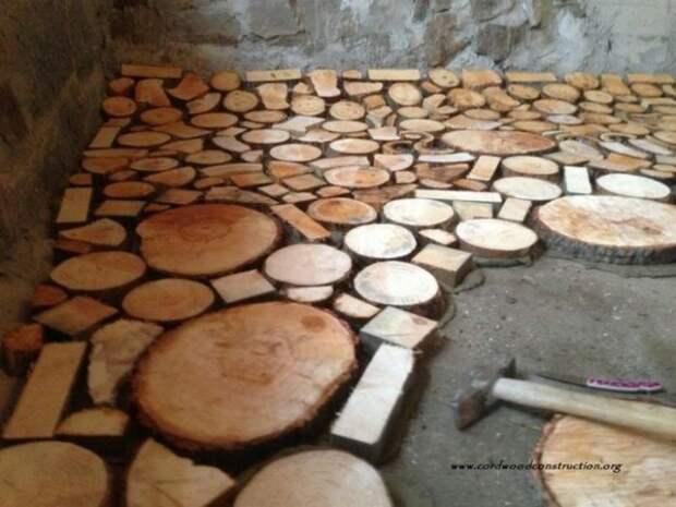 Какой пол лучше для дома, деревянный или бетонный