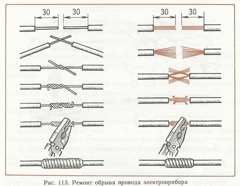Как правильно соединять электрические провода
