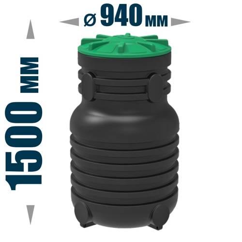Монтаж пластикового колодца для питьевой воды для скважины или канализации для септика: инструкция +видео
