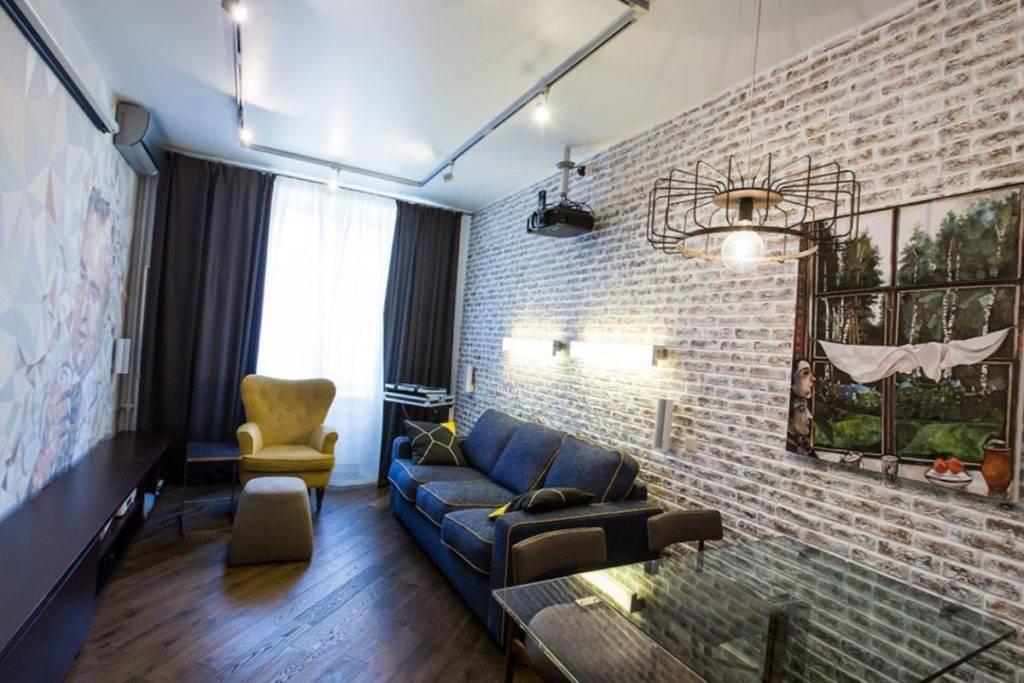 Дизайн двухкомнатной квартиры: лучшие реализации перепланировки и особенности зонирования