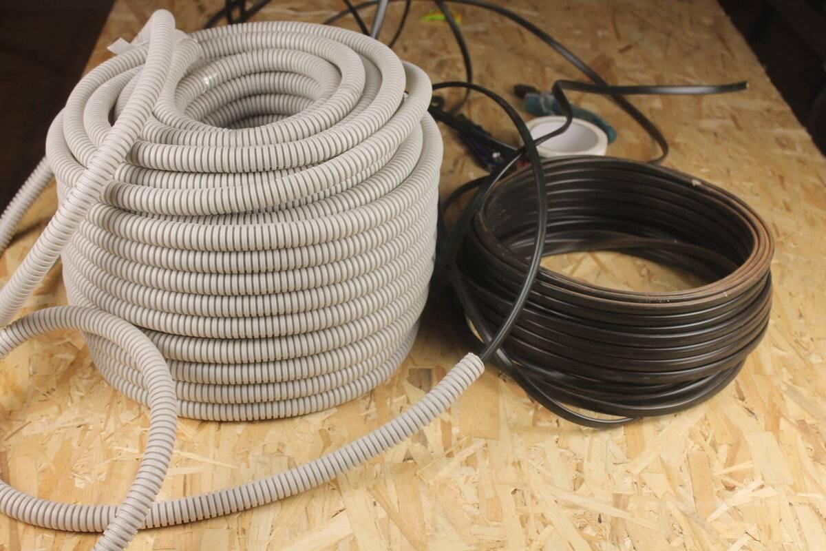 Пнд труба для кабеля в земле: характеристики, виды и выбор гофрированной и плоской трубы