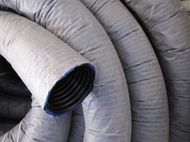 Перфорированные дренажные трубы - все о канализации