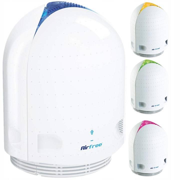 Использование очистителя воздуха для борьбы с аллергией и бронхиальной астмой