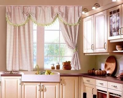 Современные шторы на кухню, виды, ткани, интерьер кухни, фото
