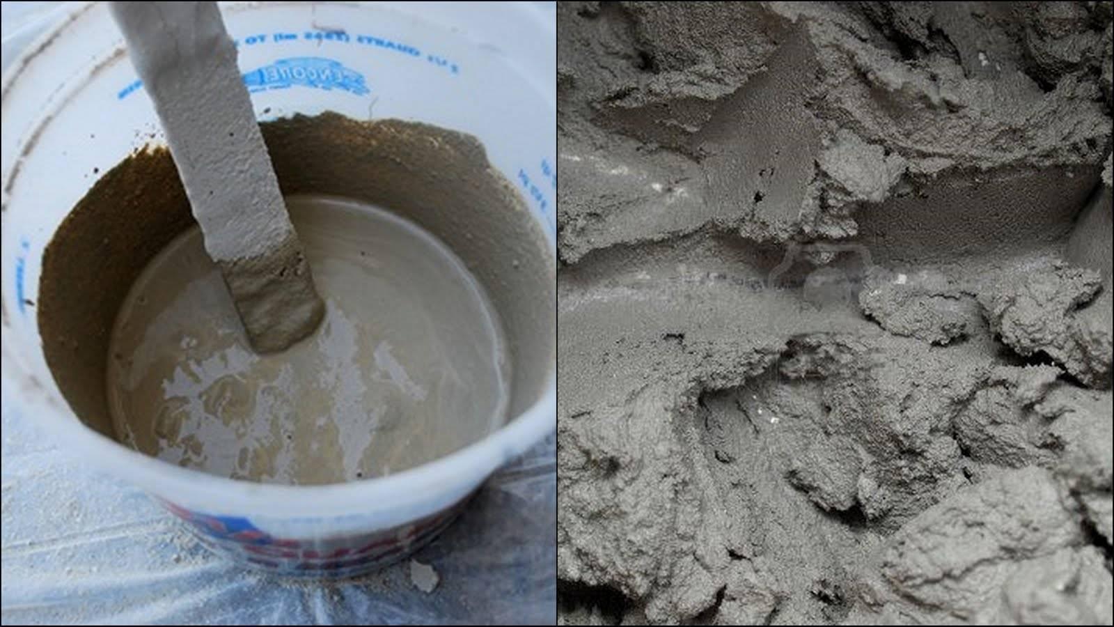 Сколько жидкого стекла добавлять в цементный раствор