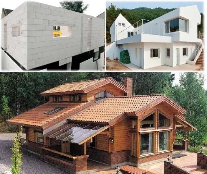Из чего дешевле всего построить дом? обзор лучших материалов на сайте недвио