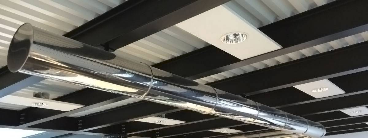 Воздуховоды для качественной вентиляции