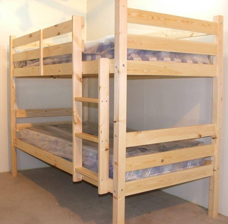 Двухъярусная кровать своими руками: схемы и чертежи, как сделать самостоятельно, размеры и эскизы, как собрать в домашних условиях детскую кровать