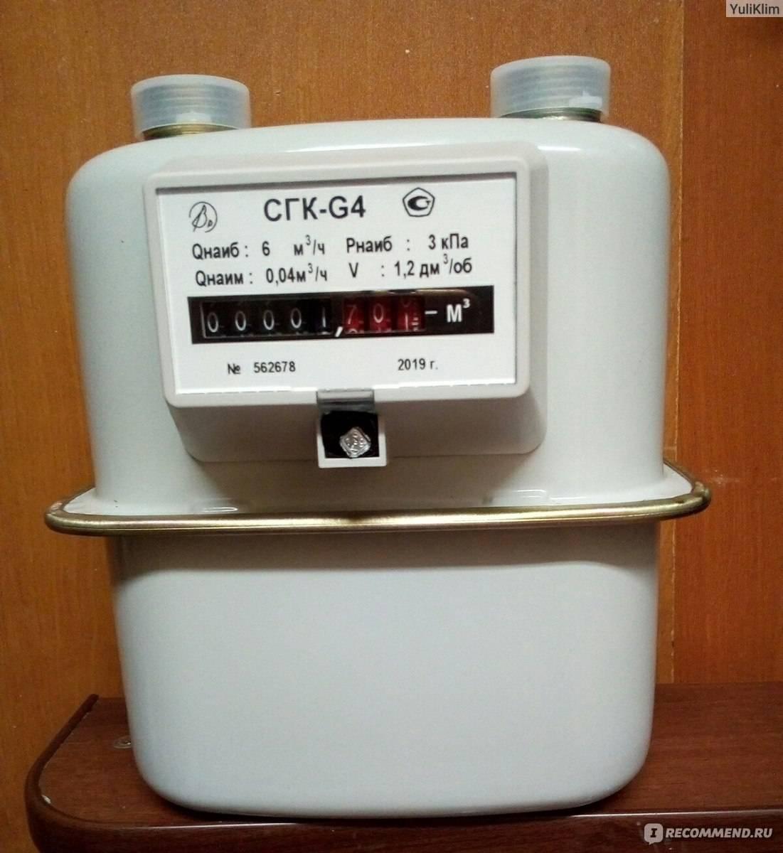 Какой газовый счетчик лучше установить в квартире или частном доме