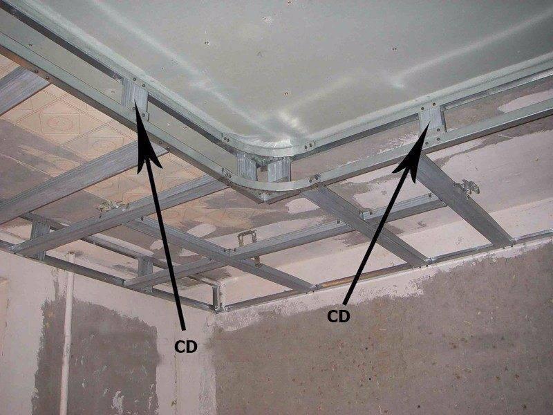 Двухуровневый потолок из гипсокартона (67 фото): дизайн двухъярусных гипсокартонных потолков для спальни, прямоугольные двухуровневые конструкции в прихожей