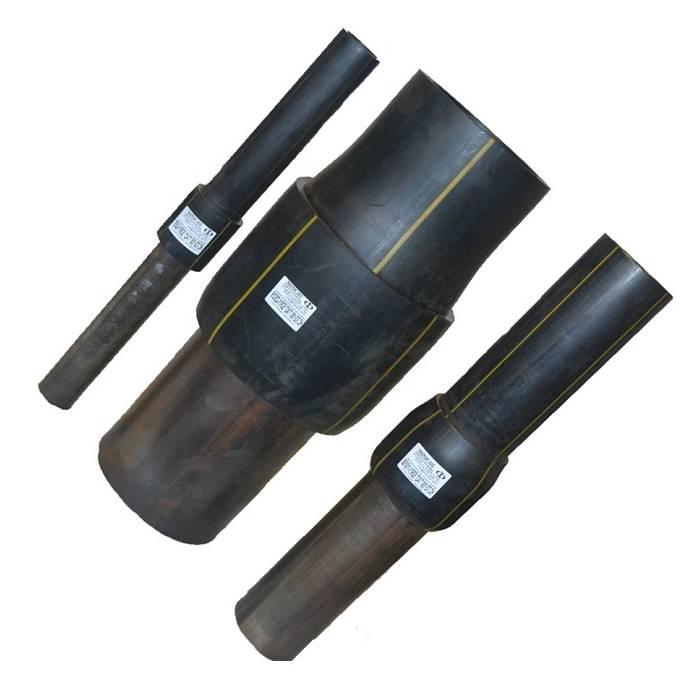 Фитинги для полиэтиленовых труб: муфты, переходы, фланцы и другие фасонные части