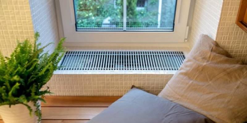 Решетка на подоконник для радиатора отопления - клуб мастеров