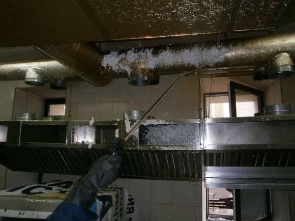 Чистка вентиляции и оборудование для дезинфекции воздуховодов системы кондиционирования