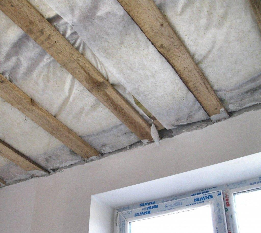 Утепление потолка в частном доме своими руками - расчеты и практика выполнения, как правильно утеплить потолок