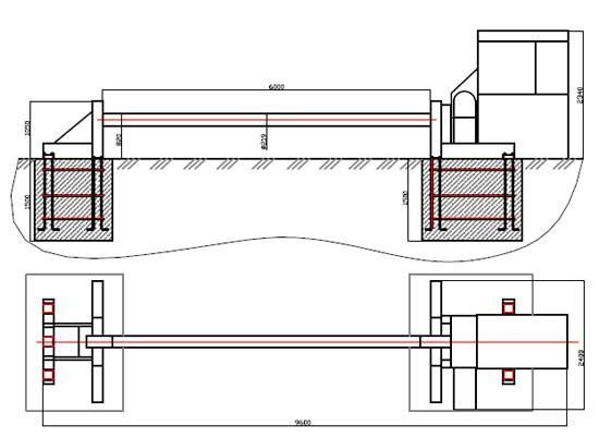 Шлагбаум своими руками: чертеж, изготовление и установка