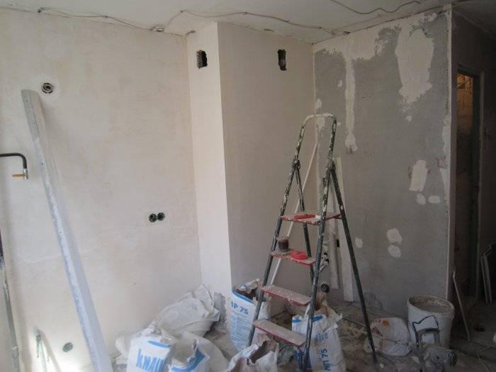 С чего начать ремонт квартиры в новостройке?