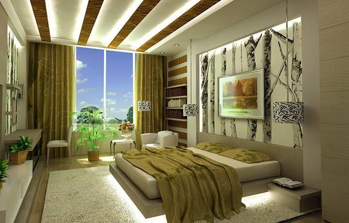 Дизайн маленькой спальни: 40+ фото идеального интерьера