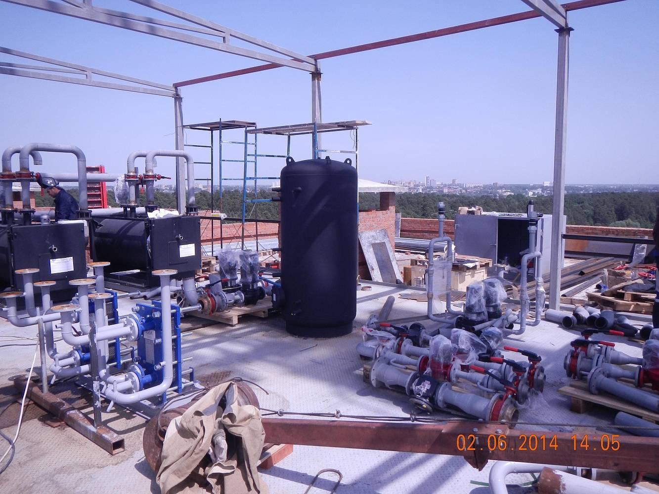 Газовая котельная для многоквартирного дома - преимущества, недостстатки, нормативы устройства