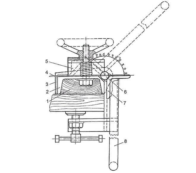 Инструкция по изготовлению листогиба своими руками