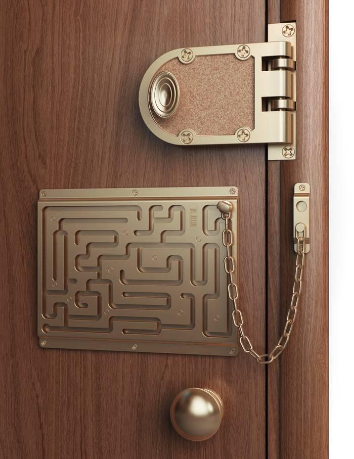 Как сделать дверной замок своими руками  типы механизмов, схемы сборки – первый дверной