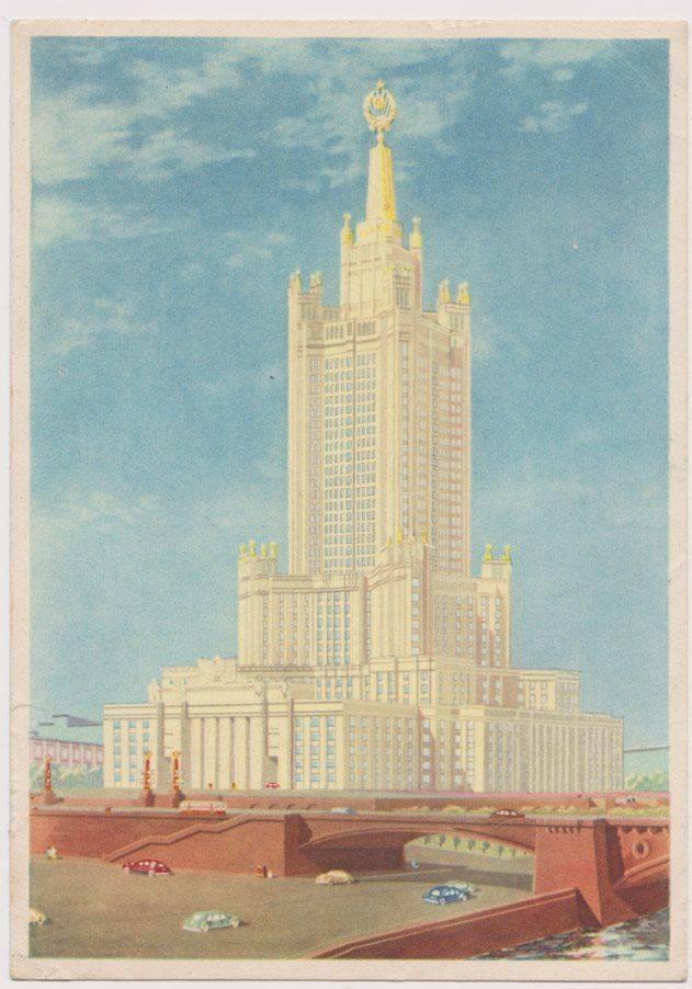 Советская архитектура: описание, история и интересные факты