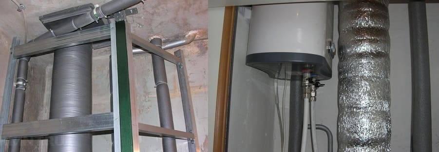 Шумоизоляция канализационного стояка в квартире своими руками