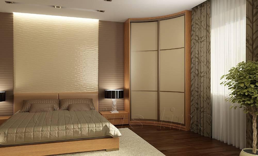 Шкаф-купе в спальню - инструкция по сборке и установке современных моделей