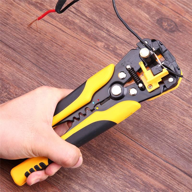 Как быстро снять изоляцию с кабеля или провода