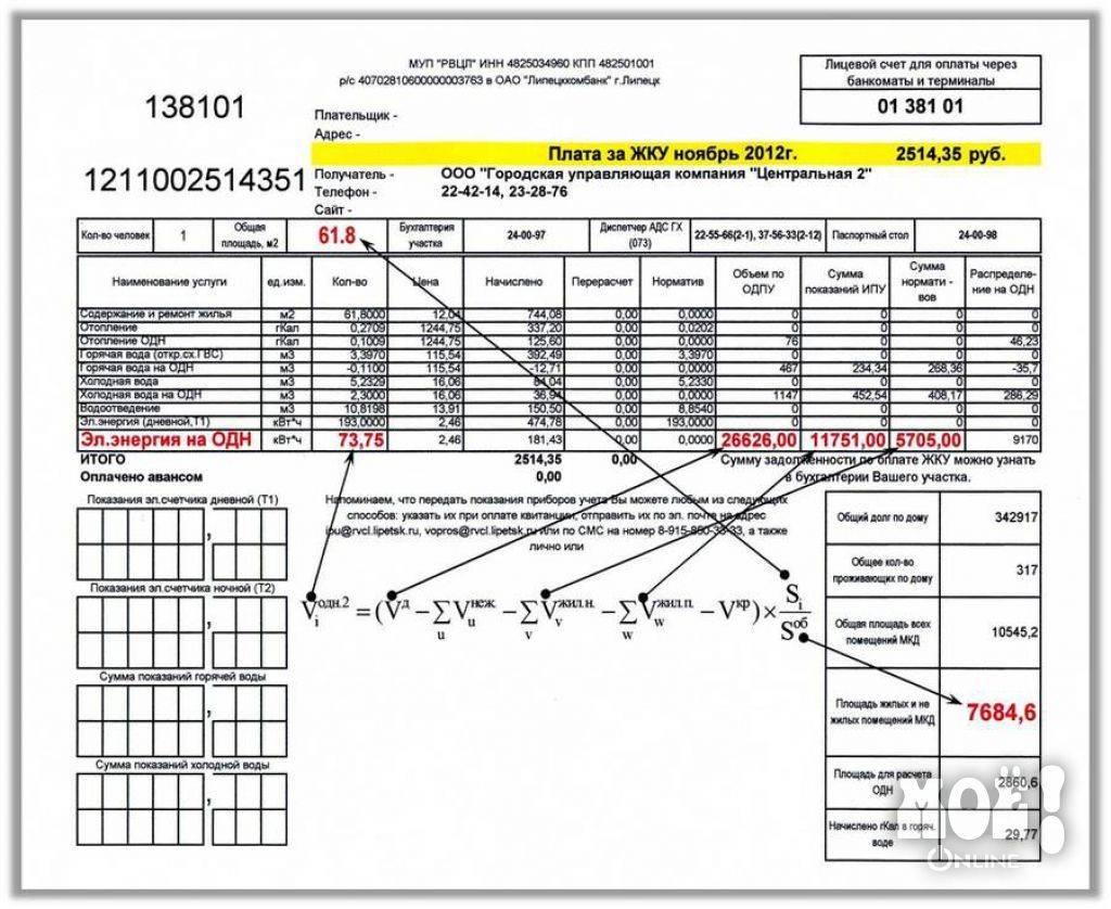"""Коммунальный платёж """"водоотведение"""" в квитанции жкх: разъяснение закона, расчёта и что это такое?"""