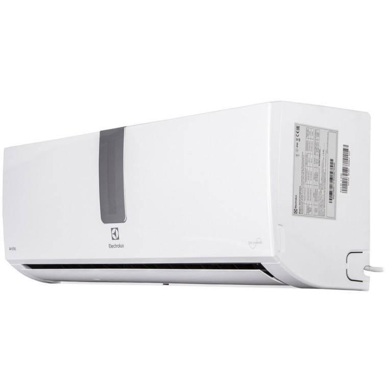 Обзор сплит-системы electrolux eacs/i-07har/n3: безупречная репутация модели серии arctic dc inverter