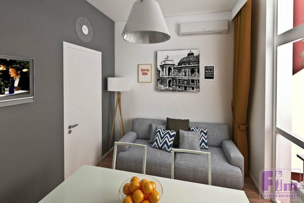 Дизайн маленькой комнаты (96 фото): ремонт малогабаритной «хрущевки», интерьера небольшой квартиры площадью  9 кв. м