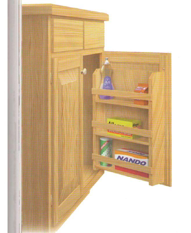 Тонкости наполнения кухонных шкафов внутри