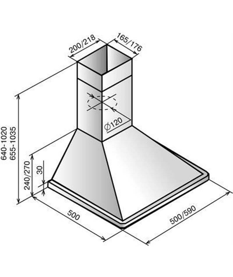 Вытяжки для кухни с отводом в вентиляцию: секреты выбора и монтаж