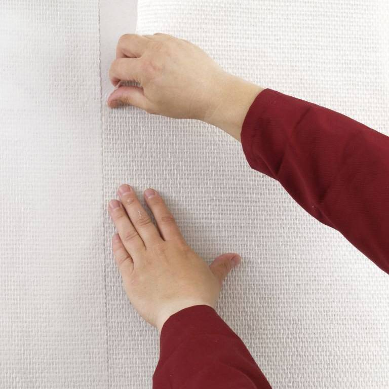 Как клеить стеклообои правильно своими руками