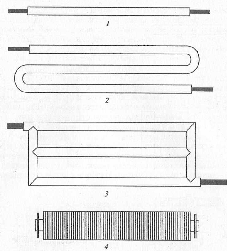 Регистры отопления из гладких труб: характеристики, гост