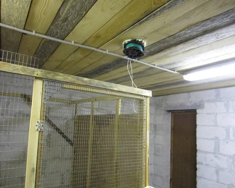 Инструкция по изготовлению системы вентиляции в курятнике своими руками