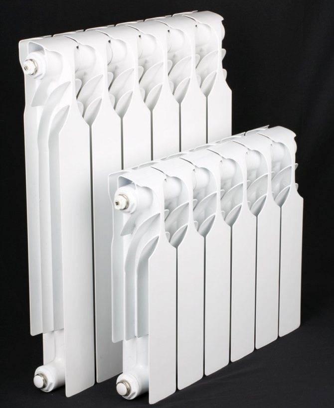Радиаторы отопления итальянской компании сира