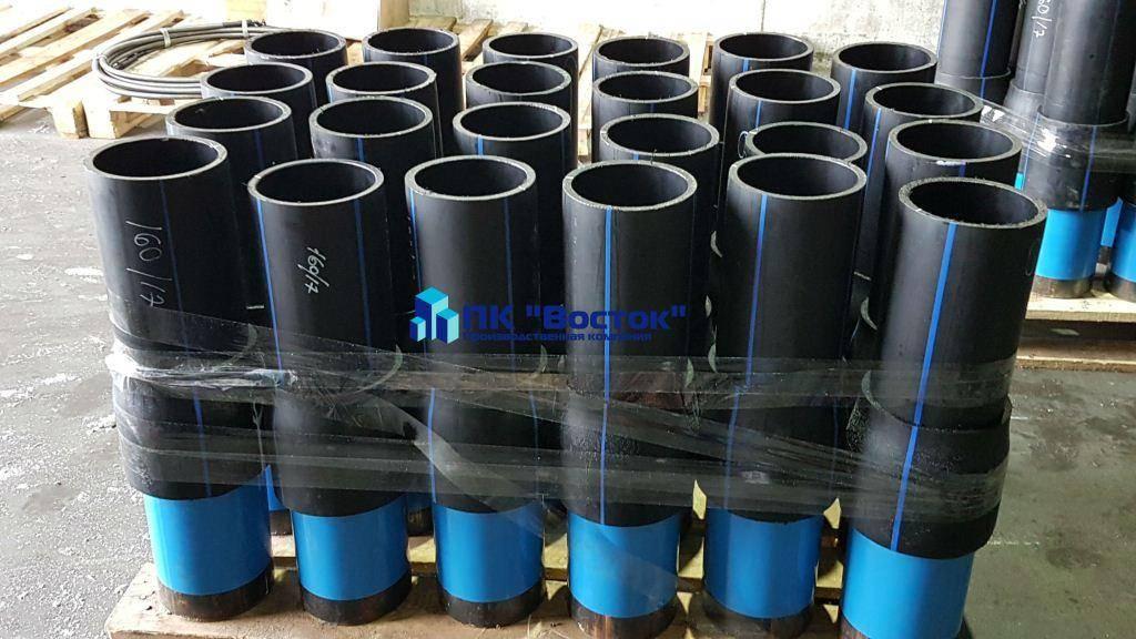 Фитинги — фасонные части для полиэтиленовых труб