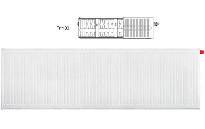 Не подходят чугунные и биметаллические батареи? выход есть — стальные панельные радиаторы отопления