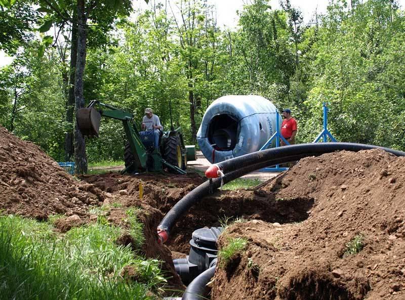 Водопровод и канализация в частном доме: расстояние между водопроводом и канализацией, проектирование наружных сетей, прокладка, монтаж, водоотведение, правила технической эксплуатации, фото и видео примеры