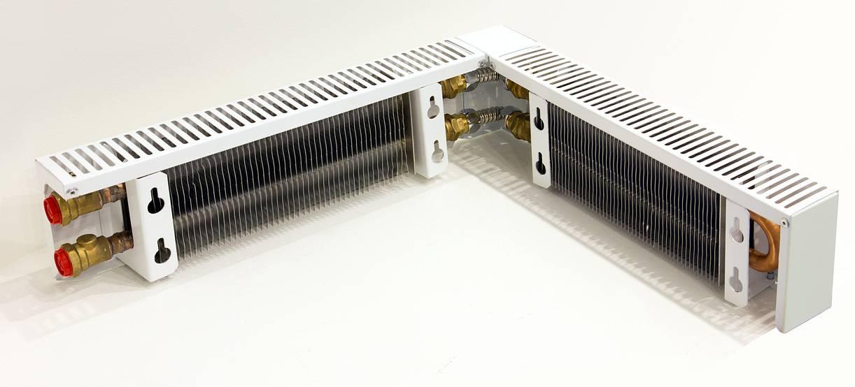 Плинтусная система отопления: распространение тепла от уровня пола создает комфортный микроклимат