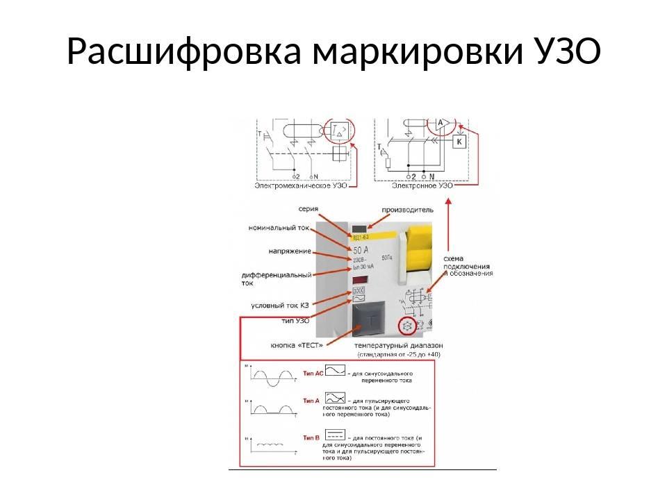 15 маркировок на автоматических выключателях - что означают, расшифровка надписей abb, schneider electric, legrand, iek.