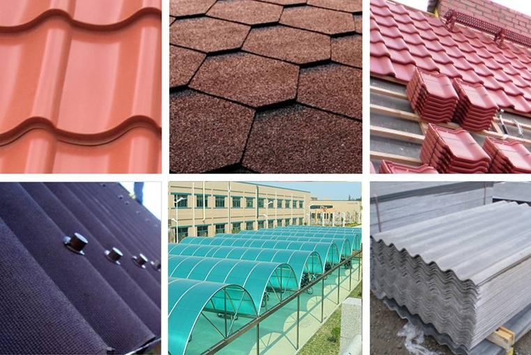Кровля крыши: выбор материала, преимущества и недостатки