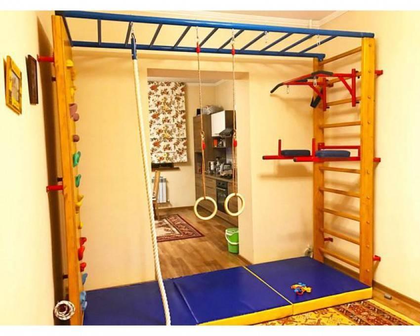 Идеи для выполнения детского спортивного уголка своими руками и нужные материалы   папа мастер!