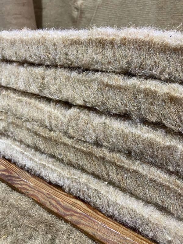 Льняные плиты – инновационный эко-утеплитель