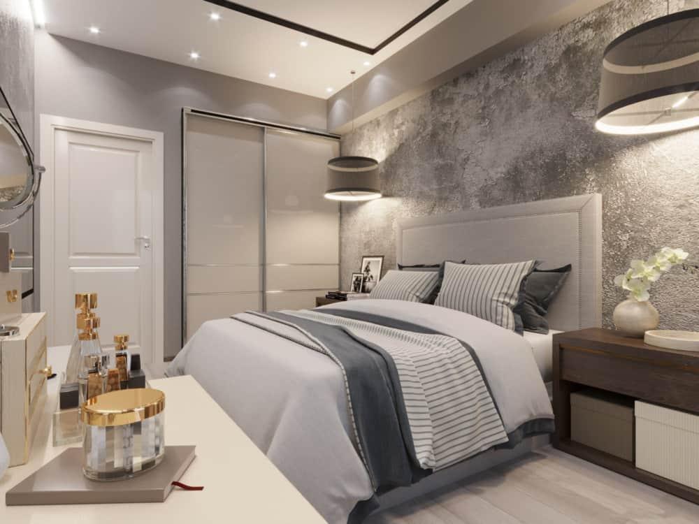Маленькая спальня – идеи функционального и уютного дизайна