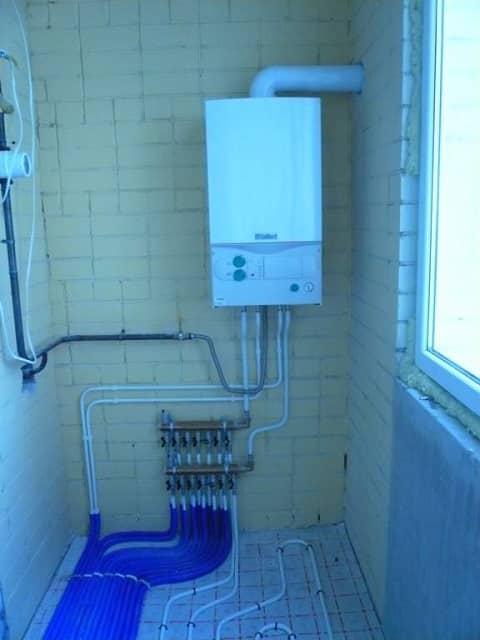 Индивидуальное отопление в многоквартирном доме — какие документы нужны, правила монтажа