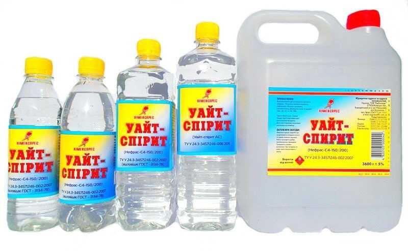 Растворитель уайт спирит: основные особенности и сфера применения