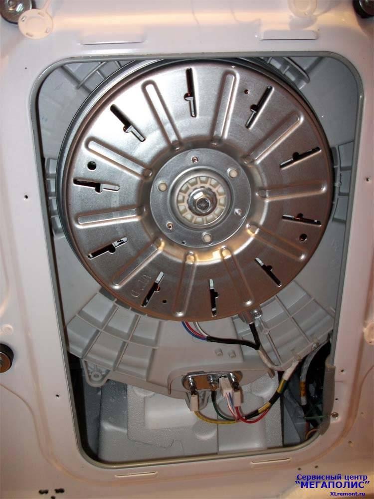 Не крутится барабан стиральной машины: что делать?