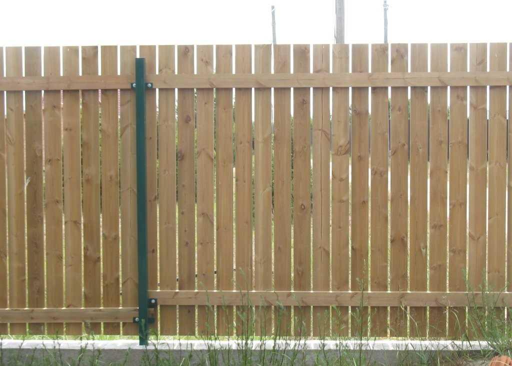 Деревянный забор из реек (решетчатый) своими руками [22 фото] | «mz»